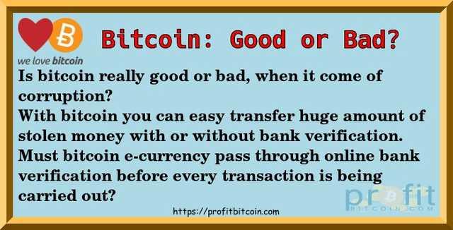 bitcoin verification amounts