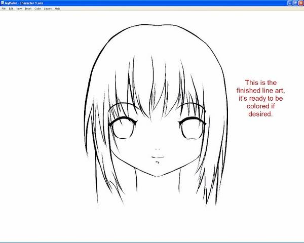 drawing anime amp manga archives how to draw step by step - 600×480
