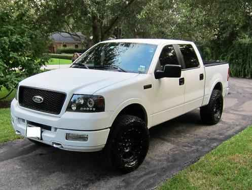 forum post: 2004 ford f-150 supercrew 4x4 car auto solutions