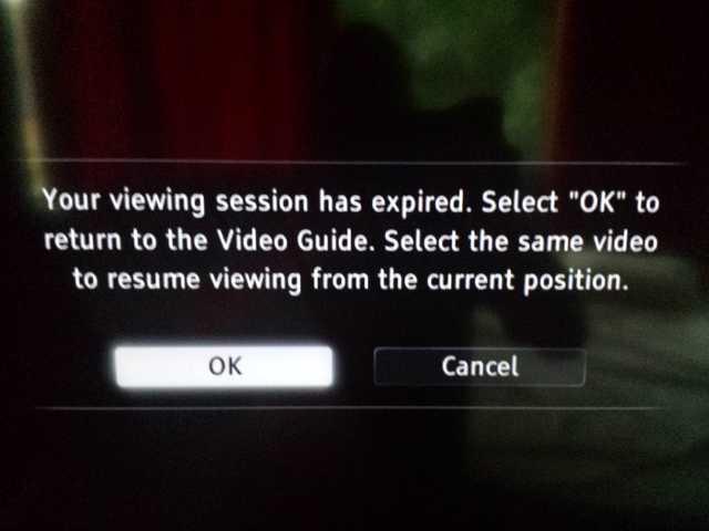 Forum Post: Crackle Plus Sony Brava TV = Failure! Glen Lee