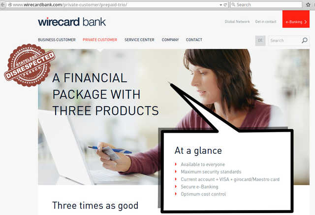 Wirecard Bank Germany