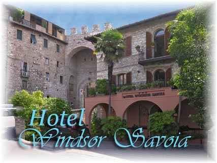 Forum Post Hotel Windsor Savoia Perugia Umbria Italy Travel Drama