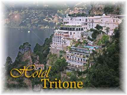 Grand Hotel Tritone Praiano Amalfi Coast Italy