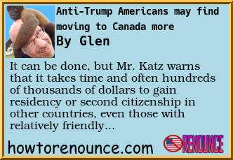 forum post anti trump americans may find moving to canada more