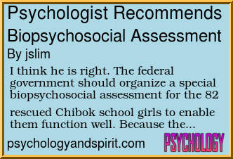 what is biopsychosocial assessment
