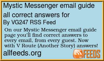 mystic messenger photo guide